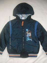 Куртка Lazy town на мальчика 5-6 лет