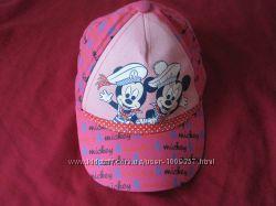 Коттоновая кепка для девочки в идеальном состоянии