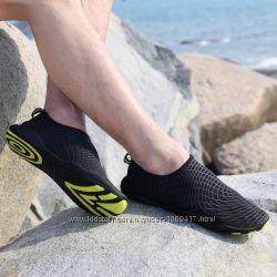Летние пляжные кроссовки из неопрена аквашузы