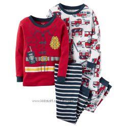 Комплект из 2-х пижам для мальчика Carters