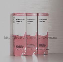 Kelofibrase, Келофибразе крем для лечения рубцов, ожогов, шрамов