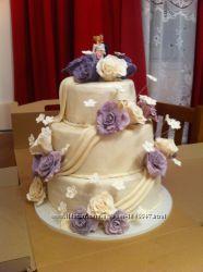 Авторский торт, торт на заказ