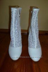 Свадебные ботинки Koroleva