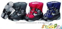 Зимние сапоги Demar SNOW RIDE Демар. Зимние ботинки