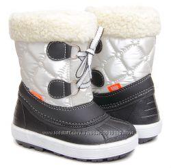 Зимние сапоги Demar Furry Демар 24-35. Зимние ботинки