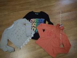 Фирменный свитора, толстовки футболки 134-140