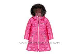 Зимнее пальто для девочек Deux par Deux 2016-2017