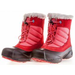 Зимове взуття Columbia rope 32-39 р. під замовлення