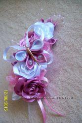 Веночек невесты ручной работы