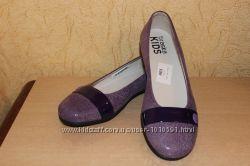 Кожаные туфли р. 38 Braska kids