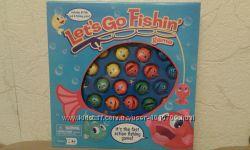 Настольная игра  Let&acutes Go Fishin от бренда Pressman