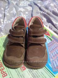 Демисезонные ботинки 21 р. унисекс Woopie