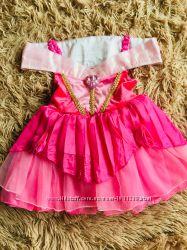 Платье принцессы на девочку 12-18мес Disney