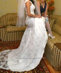 Продам вишукану білосніжну сукню