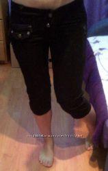 Черные бриджи Dolce&Gabbana