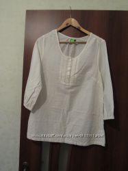 Супер блузочка-туничка. размер 14