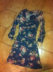 Фирменное итальянское платье, 44-46