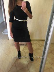 Классное трикотажное платье, 44-46