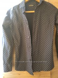 рубашка школьная, р. 128-132, 8-9 лет