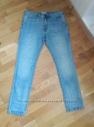 Новые джинсы Некст Next лен хлопок 30 размер