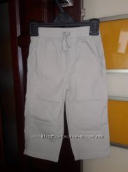 Летние тонкие штаны Jumping beans next брюки хлопок 24 мес 2 года