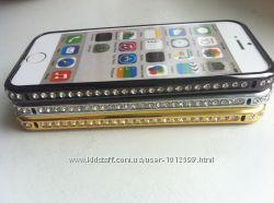 Бампер айфон 5, 5S 6 6S цена 250грн