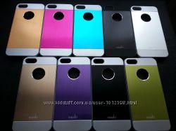 Имиджевый чехол MOSHI для Iphone 5 5S с ободами