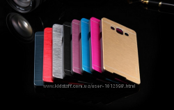 Чехол Мотомо Samsung A3 A5 A7 металлический много цветов