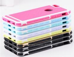 Противоударный Силиконовый чехол для iPhone 5 5S 5 SE 6 6S 6плюс