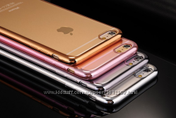 Силиконовые чехлы для iphone 6 6S 7 7S