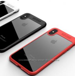 Чехол для Apple iPhone X 5. 8 Auto Focus три цвета