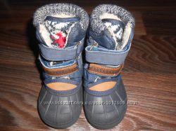 Зимние ботинки Next 6 размер по евро, наш 24
