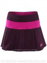 Юбка NEW BALANCE Tennis Pleated Skort Оригинал