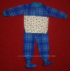 Теплые пижамы для Ваших малышей