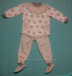 Теплые пижамы для Ваших малышей.