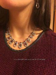 Винтажное ювелирное ожерелье