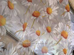 Тюль квіти