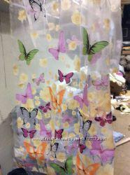 Тюль метелики