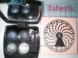 Запечённые тени для век Секрет очарования Faberlic, тон эффектный выход