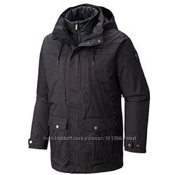 Куртка Коламбия зима 3 в 1 размер XXL на 56 рр