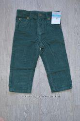 Новые вельветовые штаны Carters, р. 24 мес.