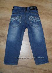 Фирменные джинсы на 4-5 лет Next , Levis и другие
