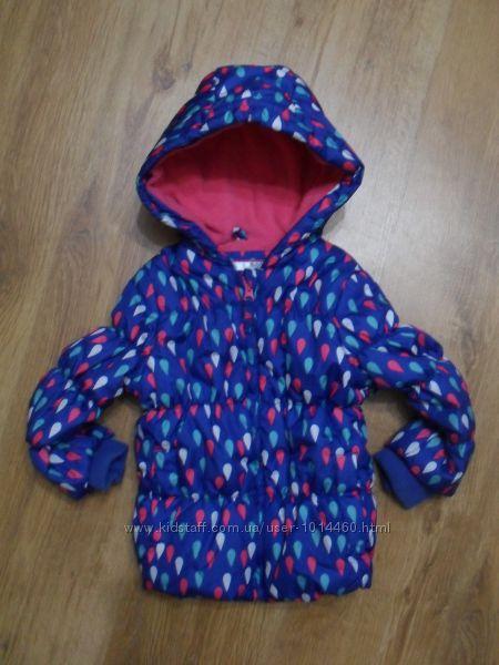 Курточка евро зима Mothercare, 2-3 года