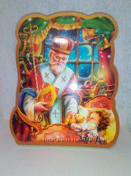 Упаковка новогодних подарков к Св. Николая