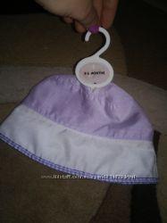 НОВАЯ панамка шляпка  Marks&Spenser для малышки 3-6 мес