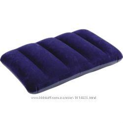 Подушка 68672 Intex, размер 43х28х9 см, матрац, матрас, кровать