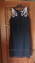 Вечернее платье миди р. m-l