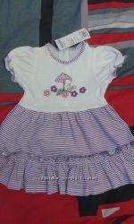 Платье на 1-1, 5 года