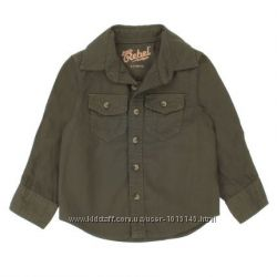 Рубашка Rebel by Primark, размер на выбор, сток с Англии