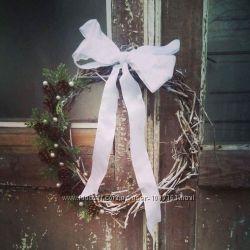 Венки новогодние